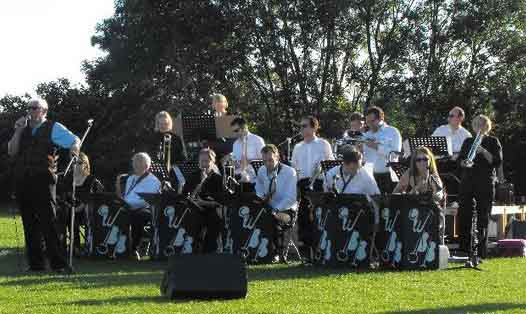 Band in Concert at Chardstock