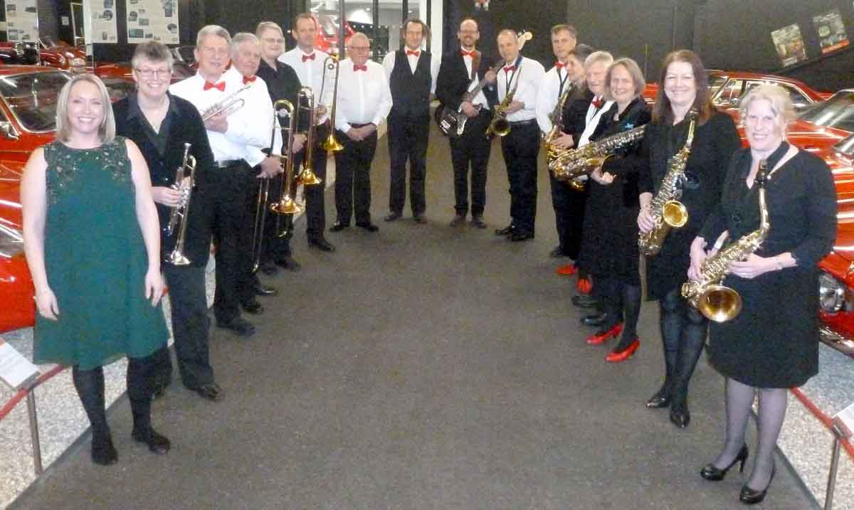 Band in Concert at North Petherton 2014